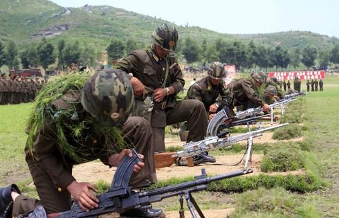 Một cuộc chiến thực sự giữa Nam và Bắc Triều Tiên sắp xảy ra? - ảnh 1