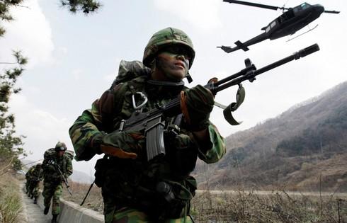 Một cuộc chiến thực sự giữa Nam và Bắc Triều Tiên sắp xảy ra? - ảnh 2