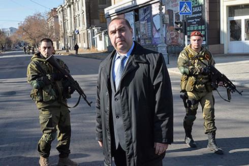 Cộng hòa Nhân dân Lugansk tuyên bố