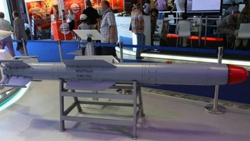 Nga tiết lộ tên lửa sử dụng tại Syria khiến IS khiếp vía - ảnh 4