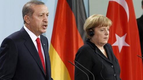 """Khi người Đức bắt đầu """"sốt sắng"""" vì Trung Đông - ảnh 2"""