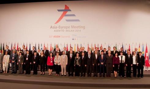 ASEM bắt đầu thảo luận các mối đe dọa và thách thức toàn cầu - ảnh 2