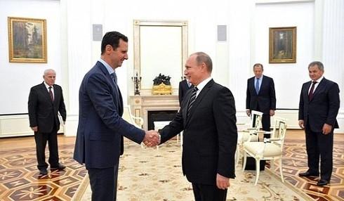 """Vì sao Mỹ, Nga sẽ không thể """"đồng tâm"""" giải quyết vấn đề Syria - ảnh 1"""
