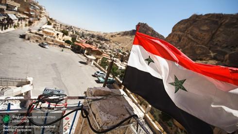 Mỹ chuẩn bị chiến tranh lai với Nga ở Syria? - ảnh 1