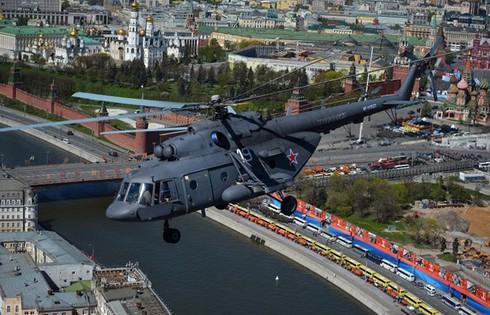 Tìm hiểu trực thăng Mi-8 vừa rơi ở Nga - ảnh 1