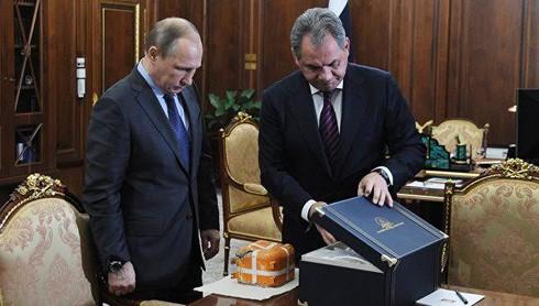 Hộp đen máy bay Su-24 được gửi lên Tổng thống Putin - ảnh 1