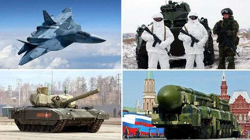 Diện mạo Quân đội Nga năm 2016 - ảnh 1