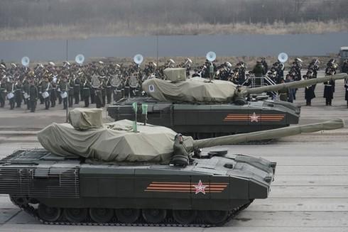 Diện mạo Quân đội Nga năm 2016 - ảnh 3