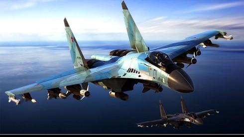 """Nga thử nghiệm tiêm kích """"khủng nhất"""" trong tác chiến ở Syria - ảnh 1"""