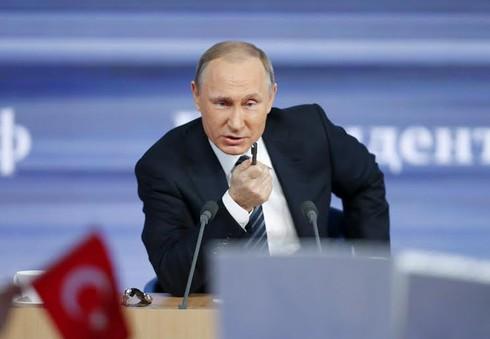 """Ngoại trưởng Anh: """"Có trời mới đoán được ý định của Putin"""" - ảnh 2"""