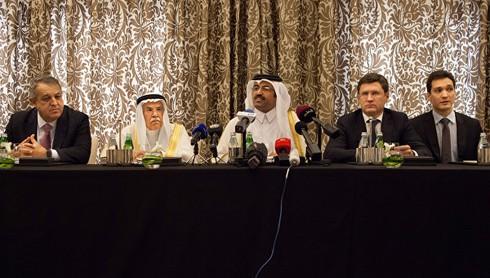 """Ả rập Xê út đã """"phá nát"""" các cuộc đàm phán ở Doha - ảnh 1"""