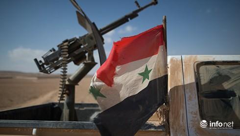 Tình hình Syria mới nhất ngày 24/4 - ảnh 1