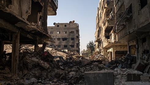 Tình hình Syria mới nhất ngày 10/5 - ảnh 1
