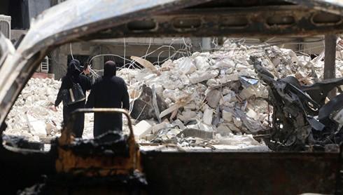 Tình hình Syria mới nhất ngày 11/5 - ảnh 2