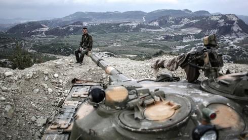 Tình hình Syria mới nhất ngày 19/5 - ảnh 1