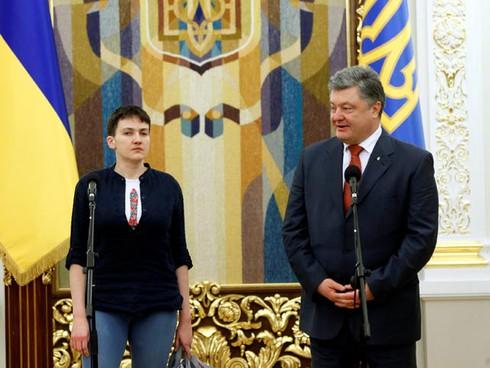 Phóng thích phi công Ukraine Nadezda Savchenko, Nga nhận được gì? - ảnh 2