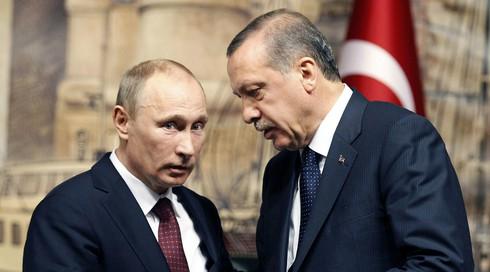"""Asia Times: Nga -Thổ làm lành khiến phương Tây """"đứng ngồi không yên"""" - ảnh 1"""