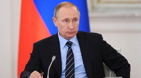 Nga hủy thỏa thuận hạt nhân vì Mỹ thù địch - ảnh 1