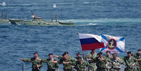 [Ảnh] Thủy quân Lục chiến Nga qua các thời kỳ - ảnh 12
