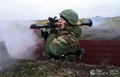 [Ảnh] Thủy quân Lục chiến Nga qua các thời kỳ - ảnh 19