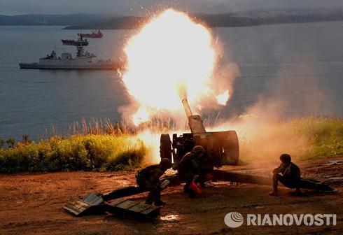 [Ảnh] Thủy quân Lục chiến Nga qua các thời kỳ - ảnh 2