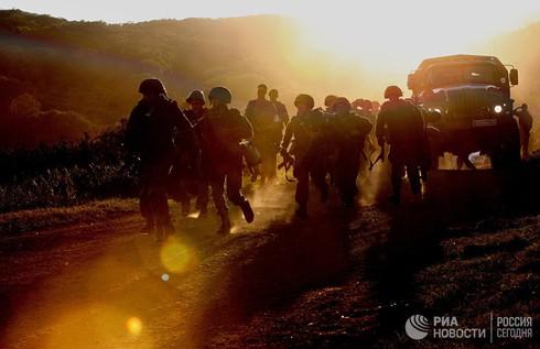 [Ảnh] Thủy quân Lục chiến Nga qua các thời kỳ - ảnh 20