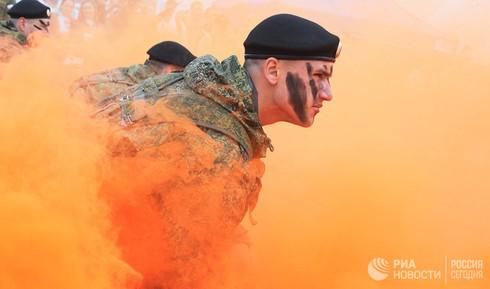 [Ảnh] Thủy quân Lục chiến Nga qua các thời kỳ - ảnh 7