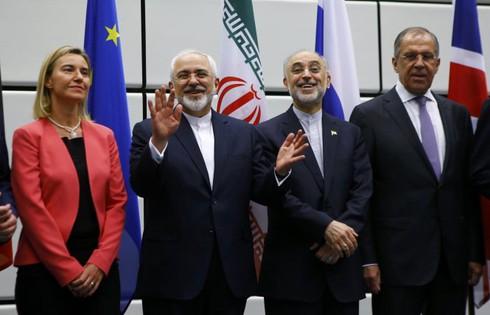 Iran sẽ rút khỏi thỏa thuận hạt nhân nếu Mỹ kéo dài trừng phạt - ảnh 1