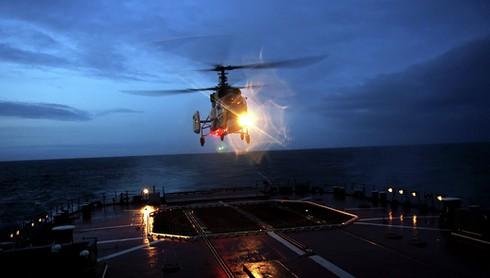 Hải quân Nga tiếp nhận trực thăng Ka-27M có thể phát hiện mọi loại tàu ngầm - ảnh 1