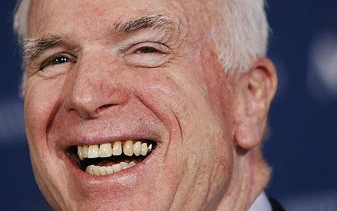 John McCain: Nga triển khai tên lửa hạt nhân bất chấp hiệp ước INF - ảnh 1