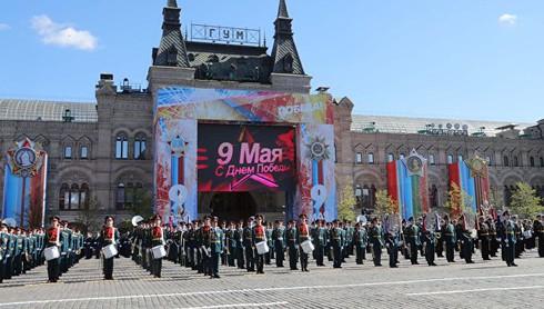 Xem trực tuyến lễ duyệt binh Ngày Chiến thắng 9/5 của Nga ở đâu? - ảnh 1