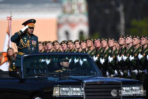 Xem trực tuyến lễ duyệt binh Ngày Chiến thắng 9/5 của Nga ở đâu? - ảnh 2