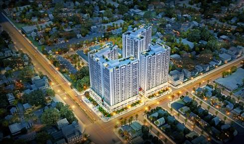 """""""Chớp"""" thời cơ để sở hữu căn hộ đẳng cấp trung tâm quận Tân Phú - ảnh 2"""