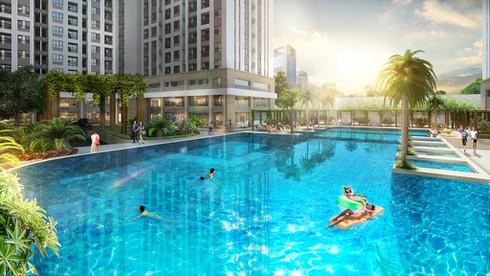 """""""Chớp"""" thời cơ để sở hữu căn hộ đẳng cấp trung tâm quận Tân Phú - ảnh 3"""