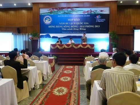 Năm Du lịch quốc gia 2013: Văn minh sông Hồng - ảnh 1
