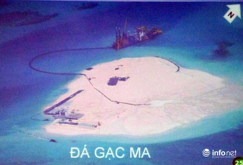 Trung Quốc thay đổi nguyên trạng trên Biển Đông nhằm mưu đồ gì? - ảnh 1