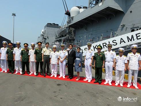 """""""Biển Đông cũng hết sức quan trọng đối với Nhật Bản!"""" - ảnh 3"""