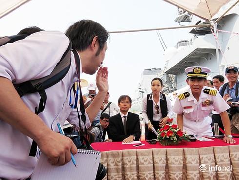"""""""Biển Đông cũng hết sức quan trọng đối với Nhật Bản!"""" - ảnh 5"""