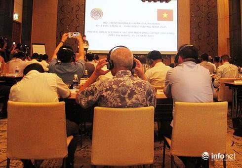 Việt Nam ủng hộ giải quyết nguy cơ xung đột trong khu vực bằng đối thoại - ảnh 1