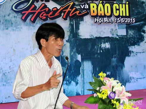 """Ông Nguyễn Sự: """"Đừng đem tôi làm đòn kê để """"bắn"""" người khác!"""" - ảnh 3"""