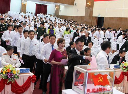 Danh sách nhân sự Ban Chấp hành Đảng bộ TP Đà Nẵng khóa 21 - ảnh 1