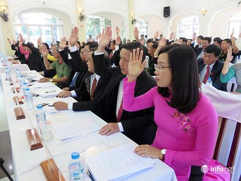 Ông Nguyễn Xuân Anh: Đại biểu HĐND TP không thể chỉ đọc báo cáo! - ảnh 1