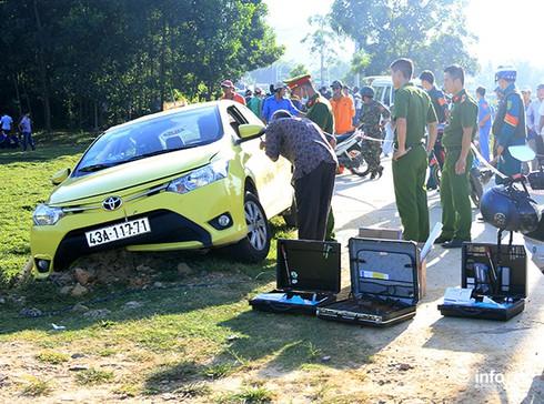 Đà Nẵng: Nghi phạm giết hại dã man tài xế taxi Tiên Sa đã trốn khỏi địa bàn - ảnh 1