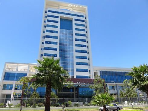 Xây trụ sở Cục Hải quan Đà Nẵng làm nứt tường nhà dân - ảnh 1