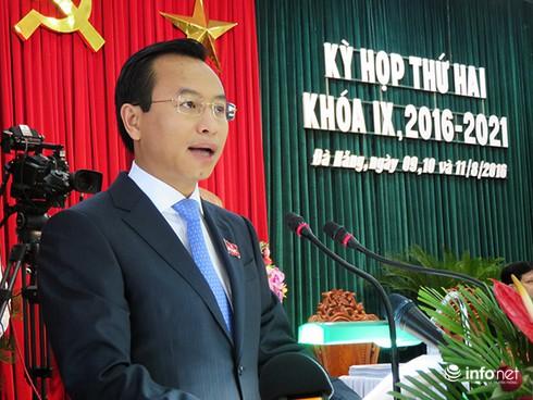 """Ông Nguyễn Xuân Anh đề nghị đại biểu HĐND TP Đà Nẵng """"không nể nang, né tránh""""! - ảnh 1"""