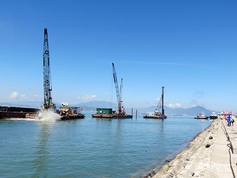 Nhật Bản hỗ trợ nghiên cứu tiền khả thi dự án xây dựng cảng Liên Chiểu - ảnh 1
