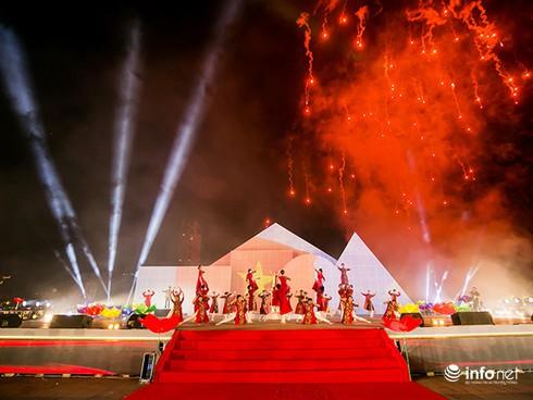 """Đà Nẵng nhặt """"sạn"""" chương trình nghệ thuật khai mạc pháo hoa quốc tế DIFF 2017 - ảnh 1"""