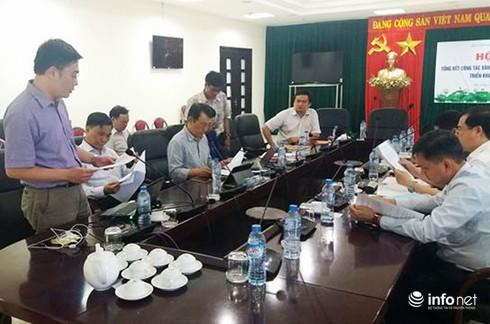 Không ký được biên bản họp giải quyết kiến nghị về Khu du lịch quốc gia Sơn Trà - ảnh 1