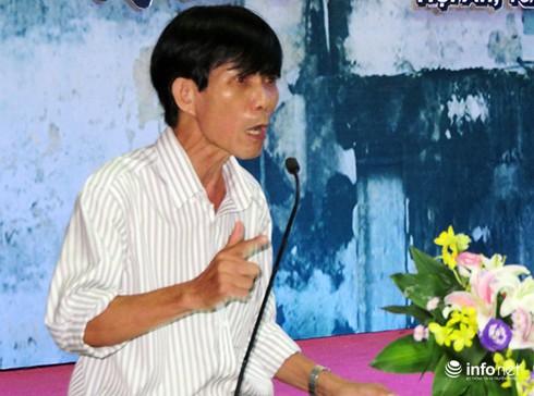 Ông Nguyễn Sự:Tôi nổi điên vì phát biểu của lãnh đạo Tổng cục Du lịch về Sơn Trà - ảnh 1