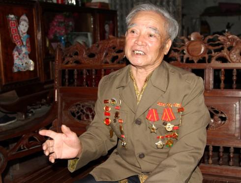 Tinh thần thép của người lính Điện Biên - ảnh 1